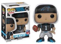 Pop! Football: Carolina Panthers - Cam Newton Exc.