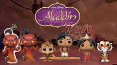 PRE-ORDER POP Disney: Aladdin Bundle w/chase