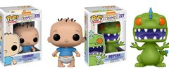 POP TV: Rugrats - Tommy and Reptar (common)