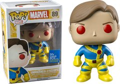 POP Marvel: Marvel Universe - Unmasked Cyclops ( No Sticker)
