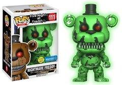 Pop Games: FNAF - Nightmare Freddy exclusive