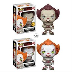 POP Movies: IT - Pennywise with chance of Chase