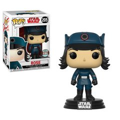 PRE-ORDER Pop! Star Wars: The Last Jedi- Rose in Disguise Specialty Series Exclusive
