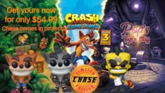 PRE-ORDER Pop! Games: Crash Bandicoot™