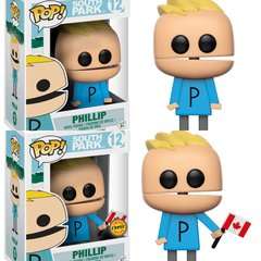PRE-ORDER POP TV: South Park - Phillip chase & common