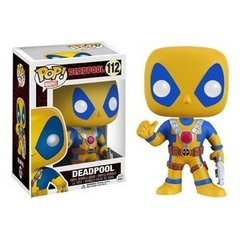 POP Marvel: Deadpool - Deadpool Yellow