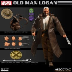 PRE-ORDER Mezco Toys One:12 Collective Figures - Marvel - Old Man Logan