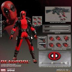 PRE-ORDER Mezco Toyz One:12 Collective Figures - Marvel - Deadpool