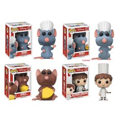Pop! Disney: Ratatouille - Bundle w/chase