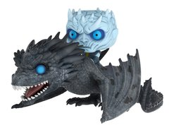 PRE-ORDER POP RIDEZ: Game of Thrones - Knight King on Dragon