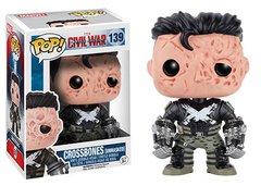 Pop! Marvel: Unmasked Crossbones Exc.