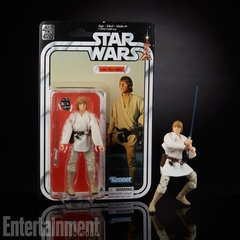 "Hasbro (Kenner) 40th Anniversary 6"" Luke Skywalker"