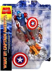 Marvel Select: What if? Captain America