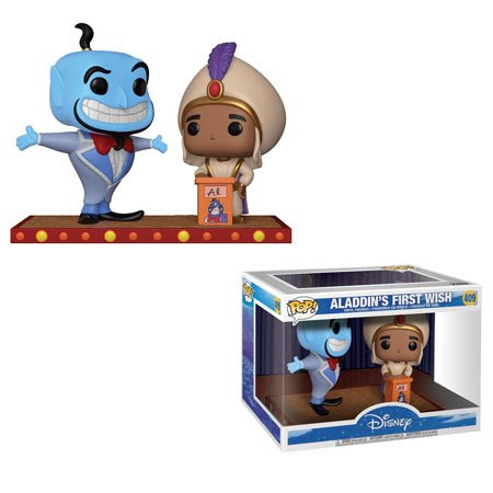PRE-ORDER: Pop! Disney: Aladdins First Wish