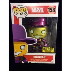 POP Marvel: Madcap Metallic Slight Damage