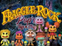 PRE-ORDER Pop! Television: Fraggle Rock bundle w/Specialty Series