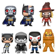 POP Heroes: Batman The Animated Series - Bundle w/chase