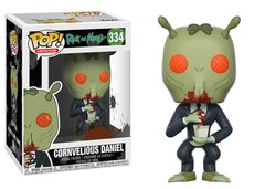 PRE-ORDER Pop! Animation: Rick & Morty - Cornvelious Daniel