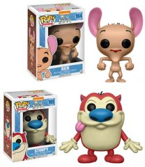 Pop! Animation: Ren & Stimpy