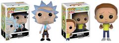 Pop Animation: Rick & Morty - Rick & Morty Set