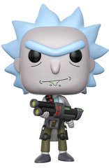 OOB POP! Television: Rick & Morty - Weaponized Rick