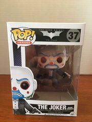 Pop Heroes: The Dark Knight Trilogy - The Joker Bank Robber