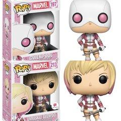 POP Marvel: Gwenpool - Combo