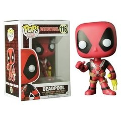POP Marvel: Deadpool - Deadpool Rubber Chicken