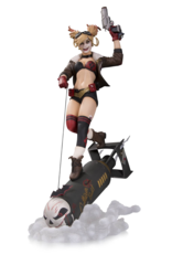 DC Comics: DC Bombshells Harley Quinn Deluxe Statue Limited Edition of 5000