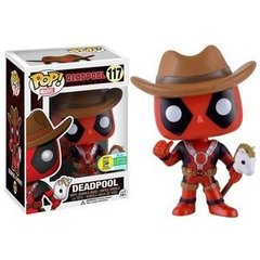 POP Marvel: Deadpool - Deadpool Cowboy