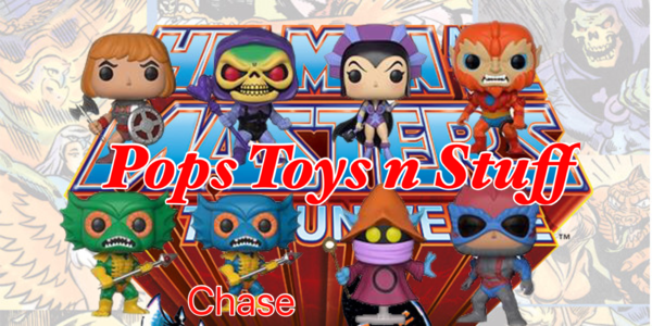PRE-ORDER Pop! Masters of the Universe w/chase