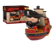 Dorbz Ridez Disney: Pirates of the Caribbean - Wicked Wench Captain (with Pirate Ship) Exc.