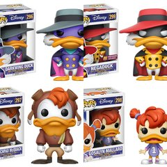 POP Disney - Darkwing Duck bundle w/PX exc Negaduck