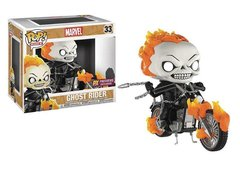 POP RIDES: MARVEL - GHOST RIDER W/BIKE PX