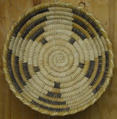 Hand Woven Papago Coil Basket