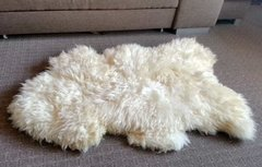 Auskin Premium Sheepskin Rug - Ivory Single Pelt