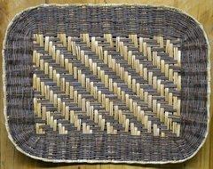 Hand Woven Hopi Tray by Doreen Gashweseoma