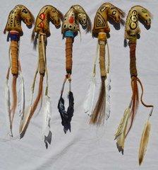 Handmade Horse Design Rattle