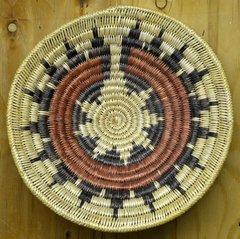 Hand Woven Navajo Coil Wedding Basket