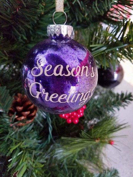 Seasons greetings ornament woosters designs seasons greetings ornament m4hsunfo