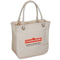 Custom Printed Organic Cotton Tote Bag CT101