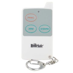 Additional Remote Control for HOMESAFE® WIRELESS HOME SECURITY SYSTEM