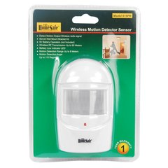 HOMESAFE® WIRELESS HOME SECURITY MOTION SENSOR