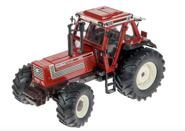 ros 1 32 scale fiat 180 90 turbo dt model tractor. Black Bedroom Furniture Sets. Home Design Ideas