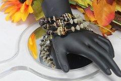 Seed Rosary Bracelet