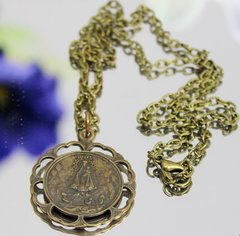 Our Lady of Charity, Necklace