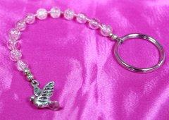 Dove Key Chain