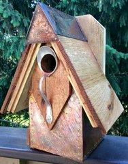 Birdhouse Copper