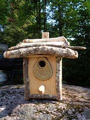 Adirondack Birdhouses