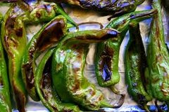 Roasted Green Chile